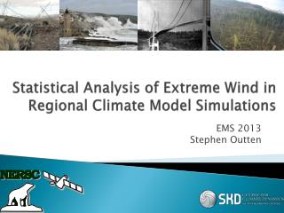 Statistical Analysis of Extreme Wind in Regional Climate Model Simulations