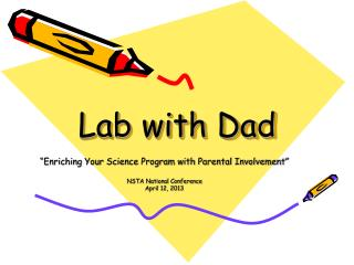 Lab with Dad