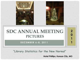 SDC Annual Meeting Pictures