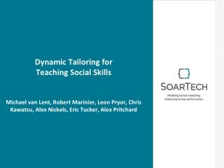 Teaching Social Skills