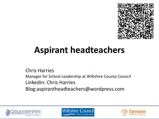 Aspirant  headteachers