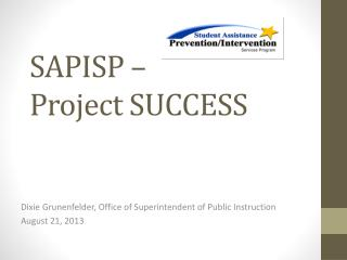 SAPISP –  Project SUCCESS