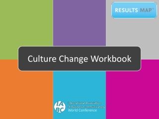 Culture Change Workbook