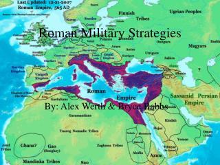 Roman Military Strategies