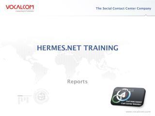 HERMES.NET TRAINING
