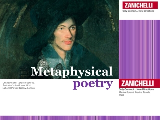John Donne The Metaphysical P