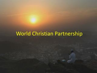 World Christian Partnership