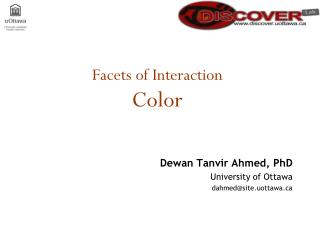 Facets of Interaction Color