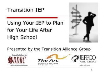 Transition IEP