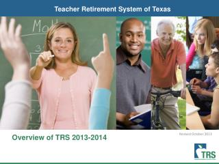 Overview of TRS 2013-2014