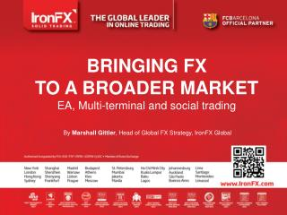 By  Marshall  Gittler , Head of Global FX Strategy, IronFX Global
