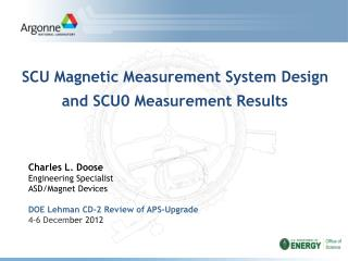 SCU Magnetic Measurement System Design and SCU0 Measurement Results