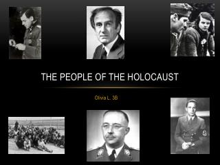 The People of the Holocaust