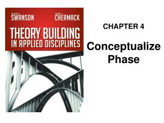 CHAPTER 4 Conceptualize Phase