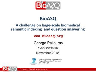 What is  BioASQ