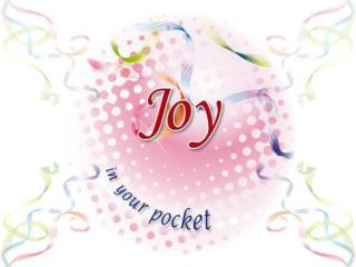 'Joy  is prayer Joy  is strength.  Joy  is love. Joy  is a net of love by which  you can catch souls.  God loves a cheer