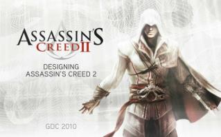 DESIGNING  ASSASSIN'S CREED 2