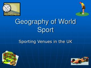 Geography of World Sport