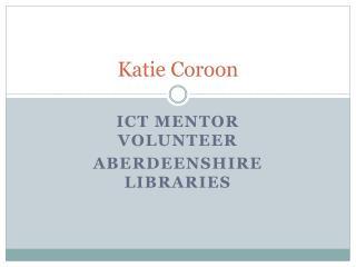 Katie Coroon