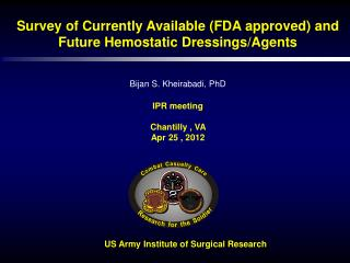 US Army Institute of Surgical Research