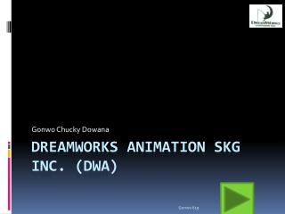 DreamWorks Animation SKG Inc. (DWA)