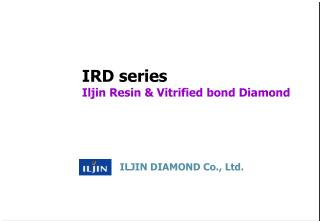 ILJIN DIAMOND Co., Ltd.