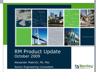 RM Product Update October 2009
