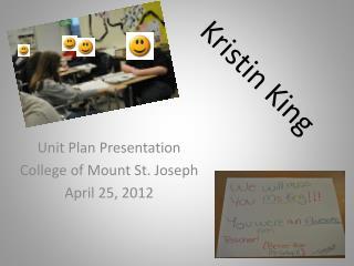 Kristin King