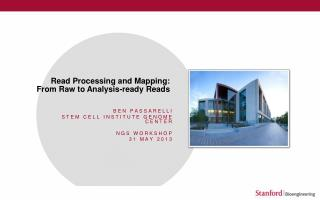 Read Processing and Mapping: From Raw to Analysis-ready Reads
