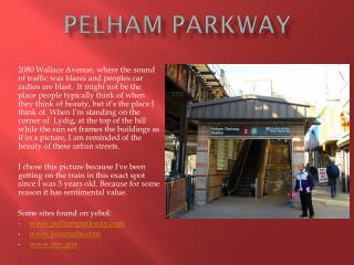 Pelham Parkway