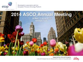 2014 ASCO Annual Meeting