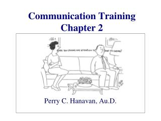 Communication Training Chapter 2