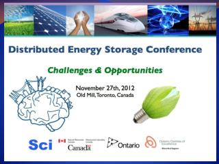 Why Energy Storage Now? The pivotal moment for Ontario