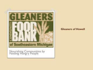 Gleaners of Howell