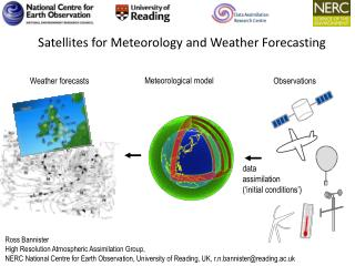 Satellites for Meteorology  and  Weather Forecasting