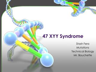 47 XYY Syndrome