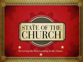 State of the Church  2011