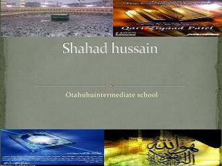 Shahad hussain