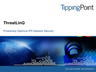 TippingPoint IPS