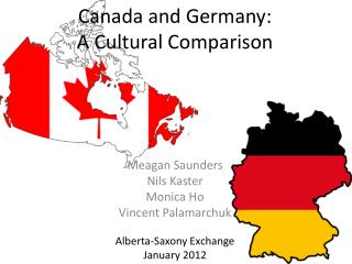 Canada and Germany: A Cultural Comparison