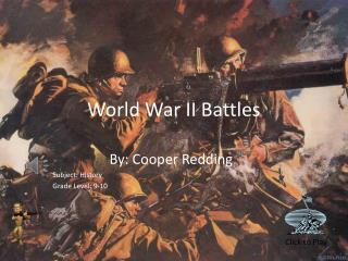 World War II Battles
