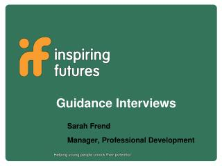 Guidance Interviews