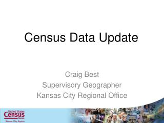 Census  Data  Update