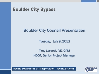 State of Nevada Department of Administration
