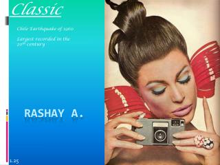 Rashay a.