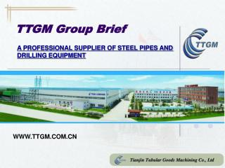 TTGM Group Brief