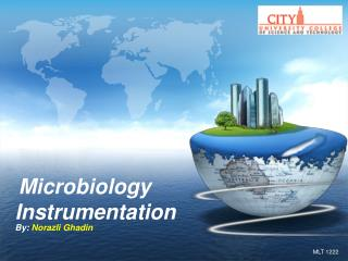 Microbiology Instrumentation