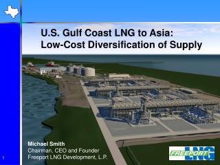 U.S. Gulf Coast LNG to Asia: Low-Cost Diversification of Supply