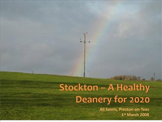 Stockton   A Healthy Deanery for 2020