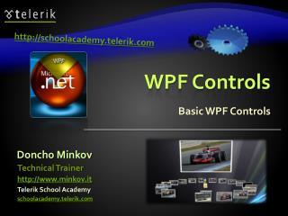 WPF Controls